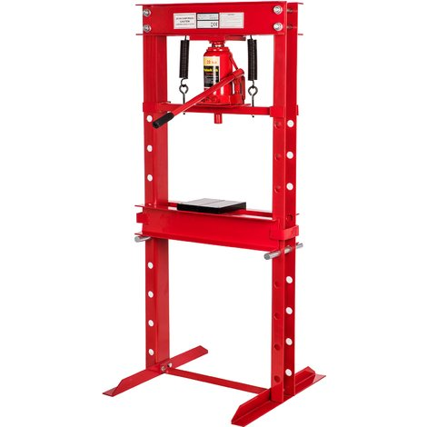 Heavy Duty Hydraulic Workshop Garage Shop Standing Press 20t 20 ton UK CE certification