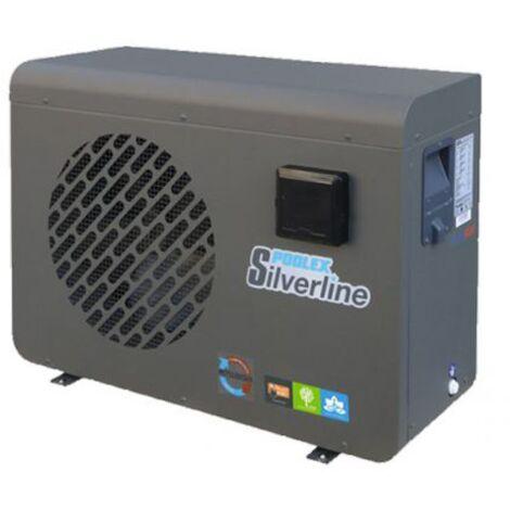 Pompe à chaleur de piscine POOLEX Silverline 7kW (2019) pour les bassins de 30 à 40m3