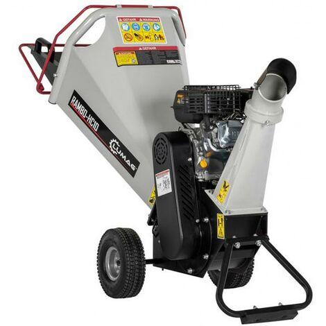 Lumag RAMBO HC10 100mm Petrol Wood Chipper