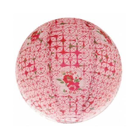 Suspension boule japonaise Décoration ROSE LIBERTY