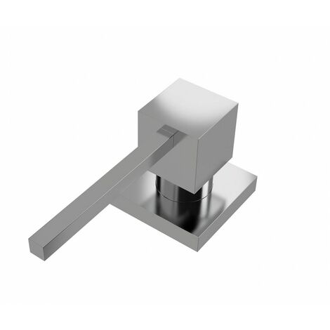 Mitigeur Aquasanita DQ-001 - Distributeur de savon - Chrome coloris Chrome