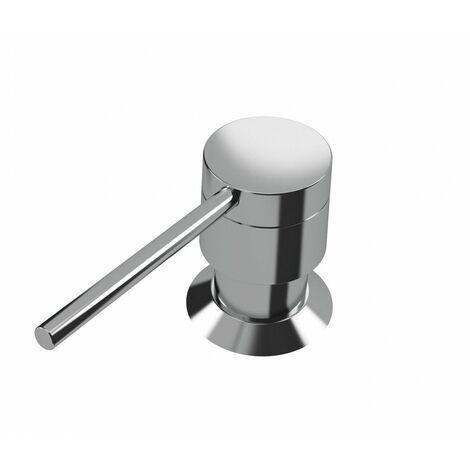 Mitigeur Aquasanita D-001 - Distributeur de savon - Chrome coloris Chrome
