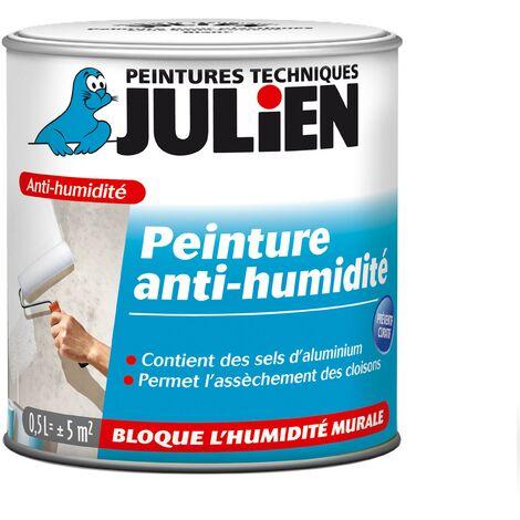 Peinture Anti-Humidité Blanche - Julien