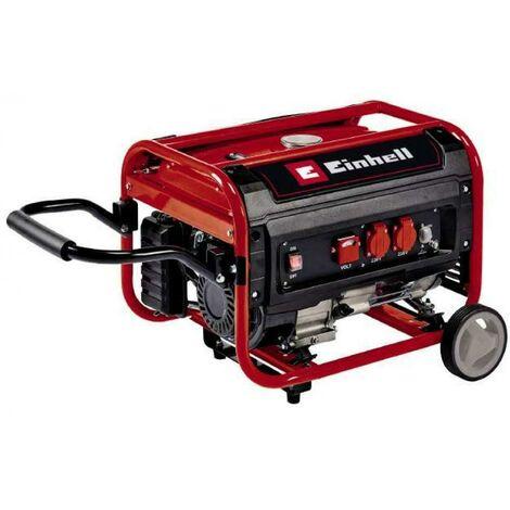 Einhell italia generatore di corrente da 3500w 11.3a 230v 4.1kw tc-pg 4152550 4152551