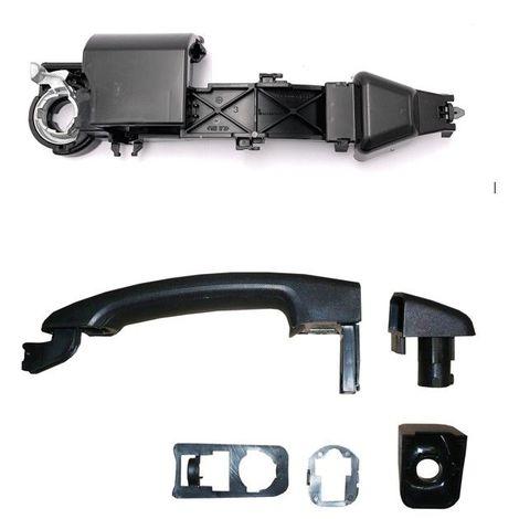 Poignée complète AVD, latérale gauche, arrière Renault Master III Opel Movano 806069981R 806073022R 28.71