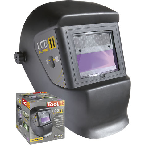 Masque LCD TECHNO 11 - GYS