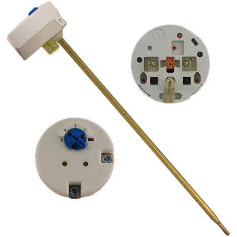 """Cotherm - Replacement TSR 11"""" T115 16A 250V Immersion Thermostat TSR00014"""