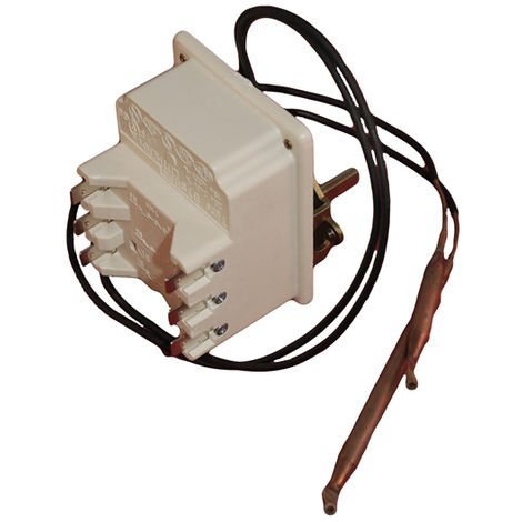 Cotherm - Combined 20°C-78°C Thermostat & 120°C Cut Out Three Pole BTS80