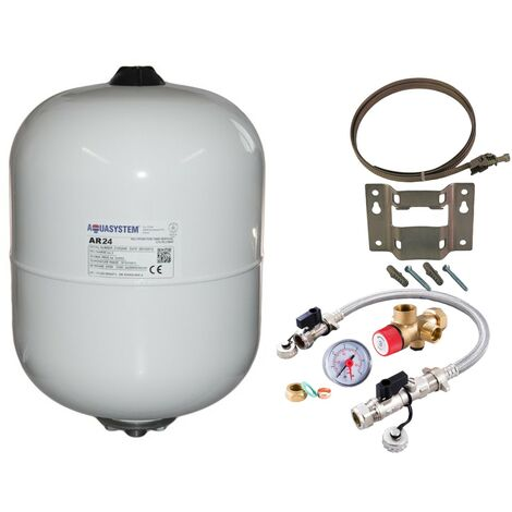 Reliance - Aquasystem 24 Litre Potable Expansion Vessel & Sealed System Kit