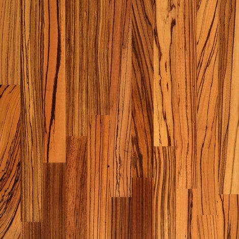 Solid Zebrano Wood Worktop Upstand 3M X 80 X 18mm