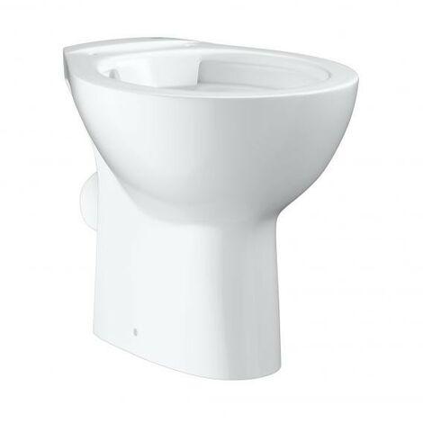 Grohe Bau Standtiefspül WC spülrandlos rimfree Tiefspüler 39430000 waagerecht