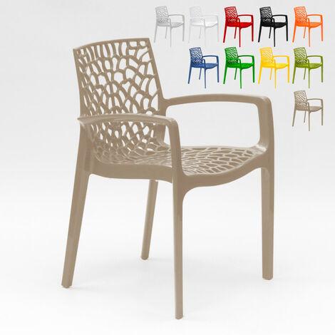 Sessel Stühle Gartenstühle Terrasse Grand Soleil Gruvyer Arm