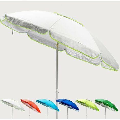 Sonnen Strandschirm windfest UV Schutz 200 cm SARDEGNA