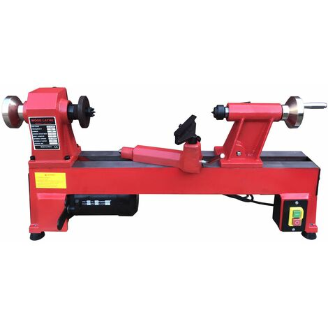 Varan Motors - NEWDL-01 Variable speed electric wood lathe, 230v 370W