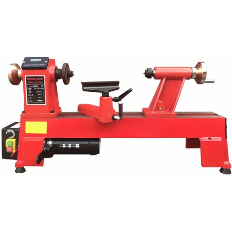 Varan Motors - NEWDL-06 Wooden lathe with dimmer and 550W digital display