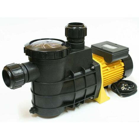 Bc-elec - HZS-750 POOL PUMP SWIMMINGPOOL PUMP 14500L/H FILTER PUMP CIRCULATING PUMP WATER PUMP
