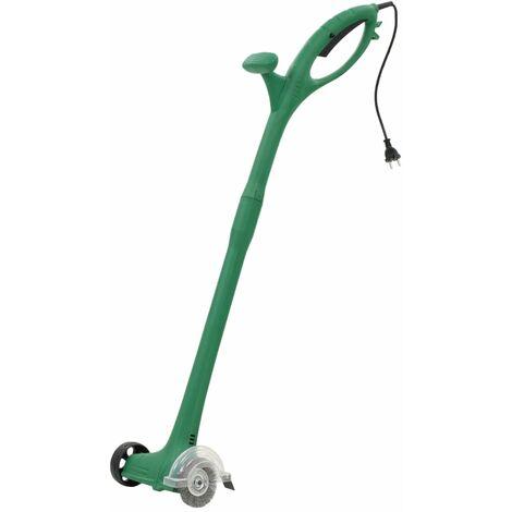 vidaXL Barredora de hierba eléctrica 140 W verde - Verde