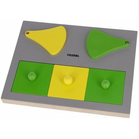 Kerbl Juguete de aprendizaje para perros Cake 30x23x4,5 cm