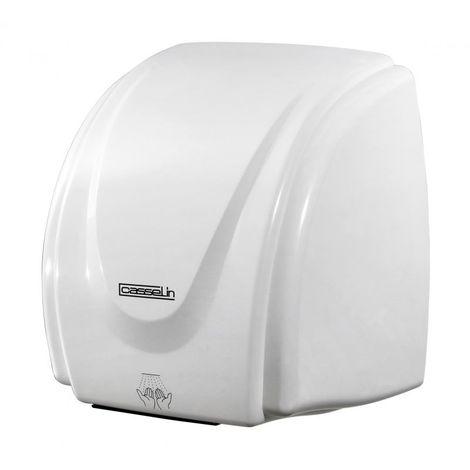 Sèche-mains en ABS Blanc CSM1
