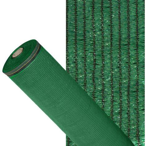 Malla Sombreo 90% Verde Claro 4,0 metros Rollo 50 metros