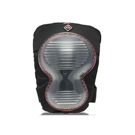 Rodillera Proteccion Profesional Flex Ergonom. 2Pz Rubi
