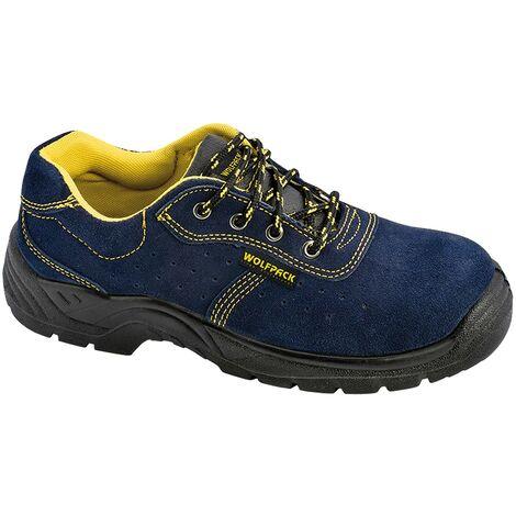 Zapatos seguridad transpirable wolfpack zeus s1p nº 46