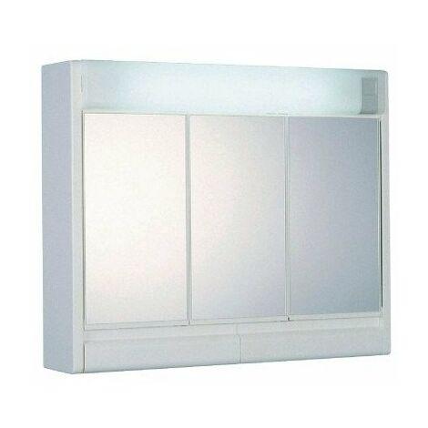 Armoire de salle de bain lumineuse rubin 60 x 16 x 51 - GALEDO