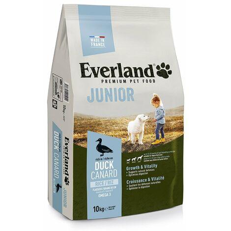 aliment chien nutrio junior 10kg EVERLAND