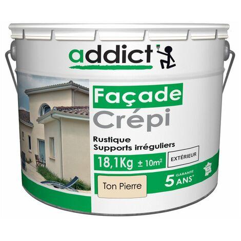 Addict Facade Crepi T Pierre 18.1kg - ADDICT