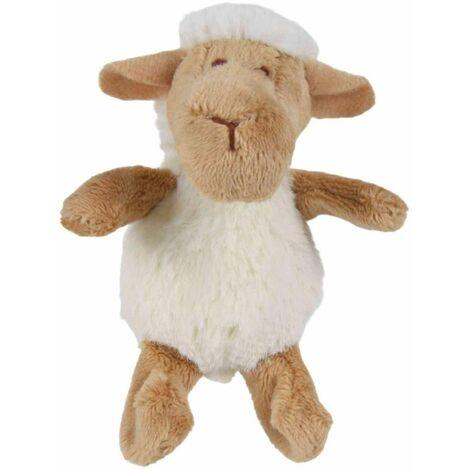 Mouton, en peluche, catnip - 10 cm