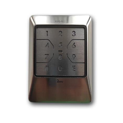 faac combinatore cablato a tastiera xkp b inox 404039 ( ex 404005 )