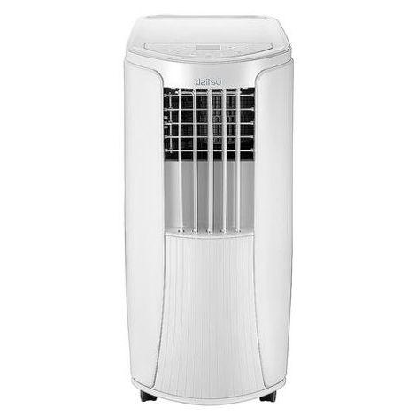 Climatizzatore Portatile R290 12000 BTU con pompa di calore CLASSE A - DAITSU - 3NDA03008