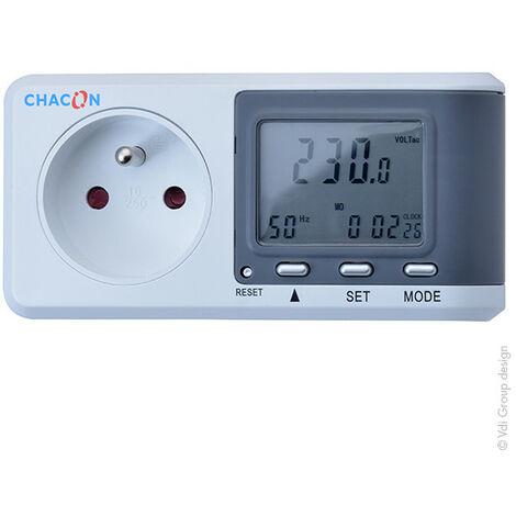 Chacon - Compteur de consommation ECO-WATT 570 (ref Chacon 54357)
