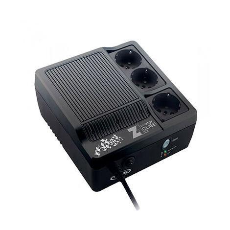 Infosec - Onduleur INFOSEC Z1 Zenergy CUBE EX 400 (400 VA / 200 Watts)