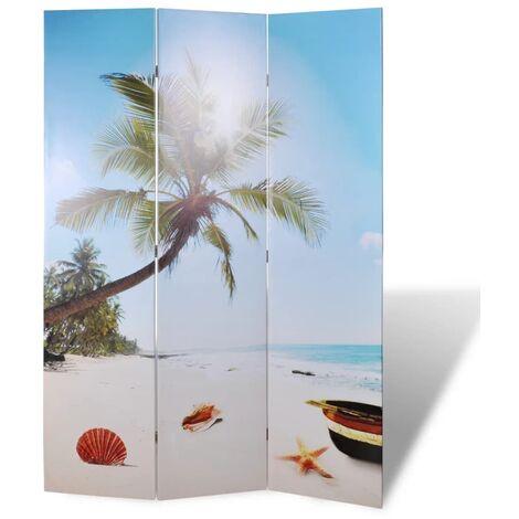 vidaXL Tannenholz Massiv Raumteiler Klappbar Paravent Trennwand Spanische Wand Raumtrenner Umkleide Sichtschutz Wohnzimmer mehrere Auswahl