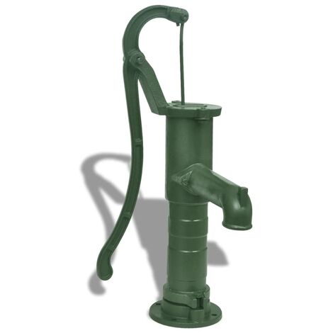 Cast Iron Garden Hand Water Pump