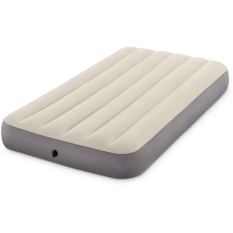 Intex Airbed Deluxe Single High 64707