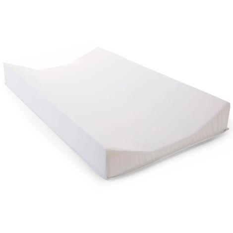 CHILDHOME Changing Cushion 70x43cm PVC White