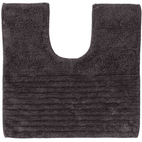Sealskin Pedestal Mat Essence 45 x 50 cm Anthracite 294438413