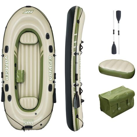 Bestway Hyrdro Force Inflatable Boat Voyager 500 348x141 cm