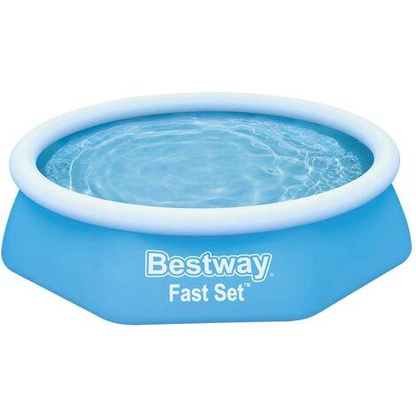 Bestway Pool Ground Cloth Flowclear 274x 274 cm - Blue