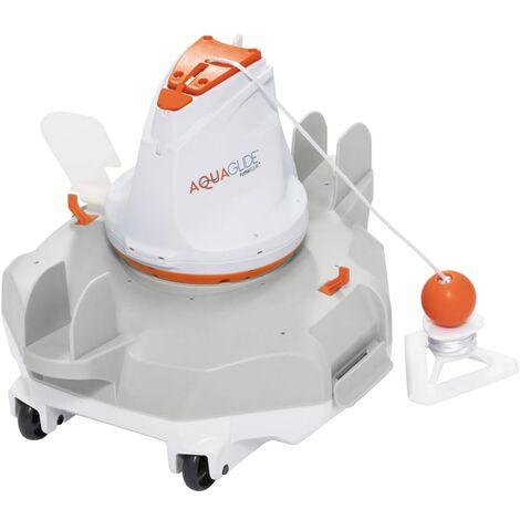 Bestway Flowclear AquaGlide Pool Vacuum Cleaner - Grey