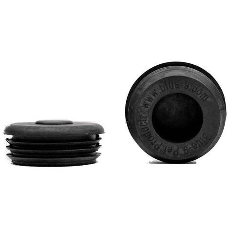 BLUE-9 Sure Feet for KLIMB Dog Training System 4 pcs - Black