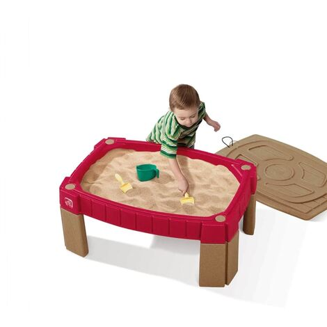 Step2 Sand Table Naturally Playful Red 759400 - Red
