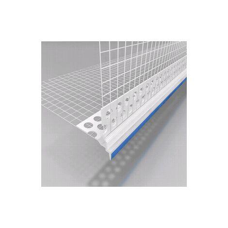 CAJA PERFIL GOTERON PVC CON MALLA 50 ML