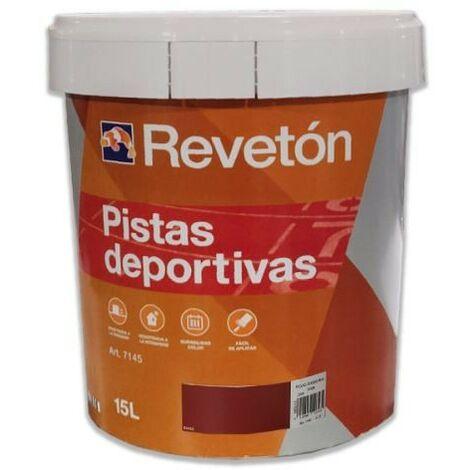 PINTURA PISTAS DEPORTIVAS AL AGUA 15 LT