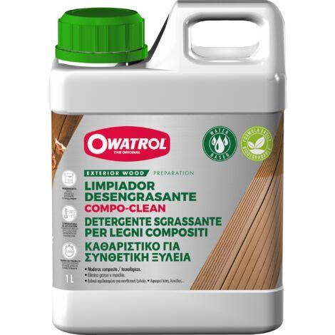 LIMPIADOR MADERAS COMPOSITE COMPO-CLEAN 1 LT
