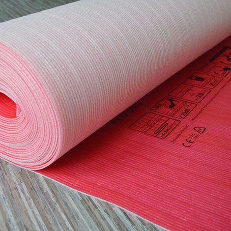 Sous couche pour parquet et stratifié Provent (1m x 20ml)