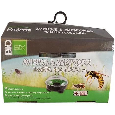 Trampa Ecológica Avispas y Avispones AVISPA'CLAC