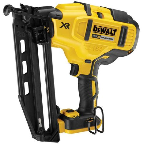 DCN660 XR Brushless Second Fix Nailer